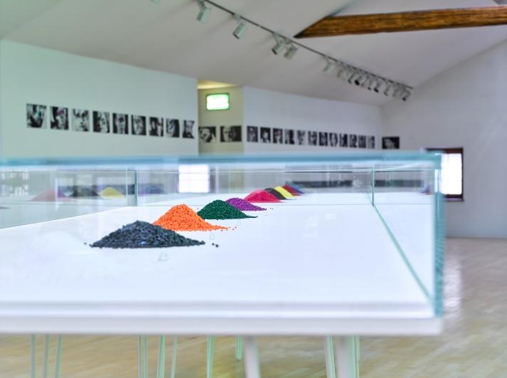 Klocker Stiftung, Ausstellung Förderpreis 2019, Maria Anwander, 3d objects..., c_WEST.Fotostudio