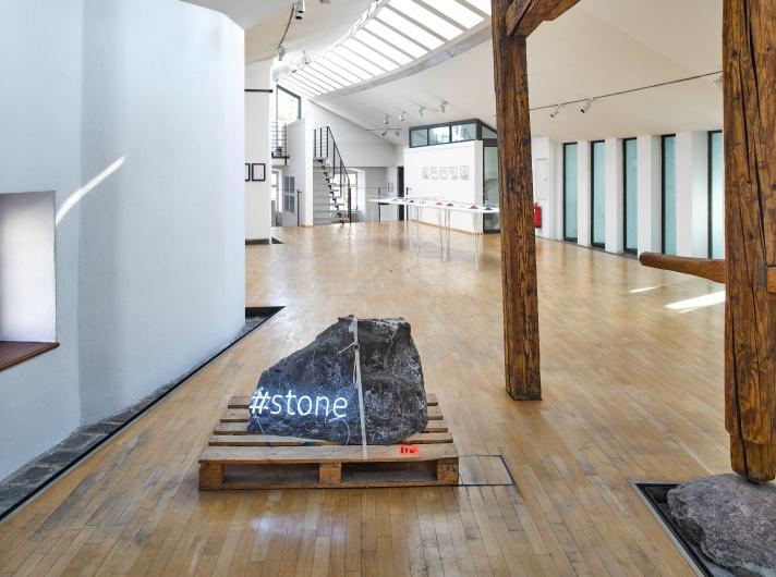 Klocker Stiftung, Ausstellung Förderpreis 2019, Maria Anwander, #stone, c_WEST.Fotostudio